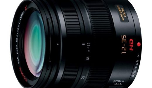 ATEM Mini Proといろんなレンズ2|LUMIX G X VARIO 12-35mm F2.8