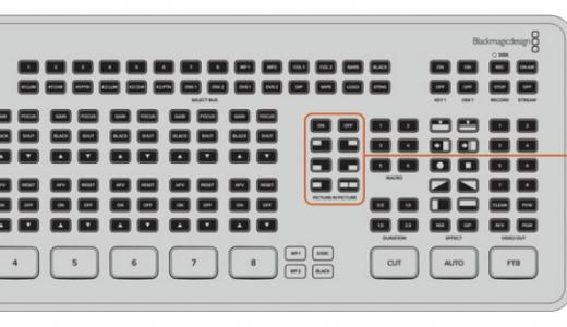 ATEM Mini Extreme  PinPについて
