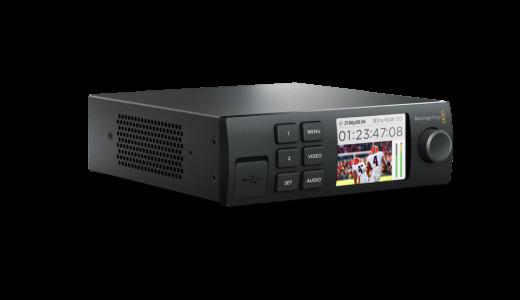 Tricaster2 elite に 4K60Pの映像ソースを入れる