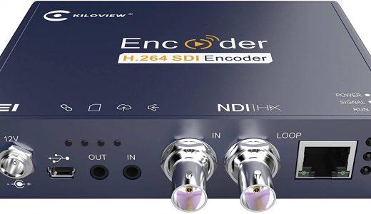 E1-NDI EncorderでSRT を試すよ